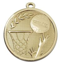 GALAXY Netball Medal</br>AM1032.01